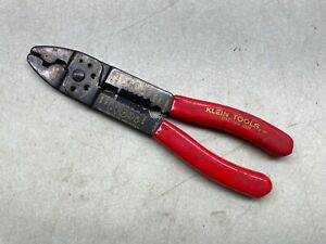 Klein Tools no 1002 Wire Strippers Electrician Tool
