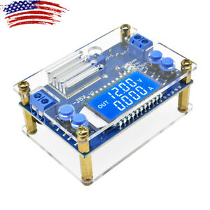 5a Dc dc Boost Buck Step up down Constant Voltage Current Power Supply Module