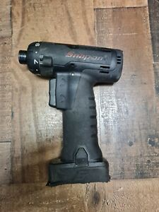 Snap On Tools Ct761abk 3 8 Impact Wrench 14 4v W Battery