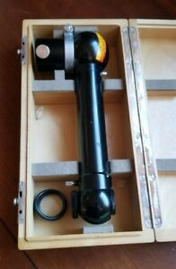 Zeiss Microscope Drawing Tube Attachment Vintage