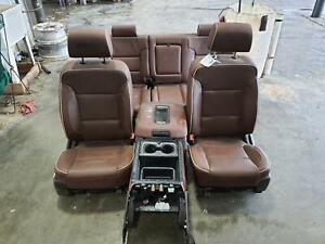 2015 2019 Sierra Silverado 2500 3500 Front Seat Bucket And Bench Seat Opt An3