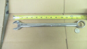 Armstrong Armaloy Usa Made Full Polish Combo Wrench 12pt Size 1 P n 25 232