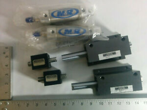 Lot Of 6 X Assorted Oem M r Air Cylinders Parts Surplus
