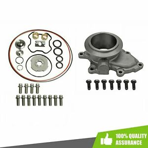 Non Ebpv Gtp38 Turbo Charger Exhaust Plate Rebuild Kit For Ford Diesel 7 3l