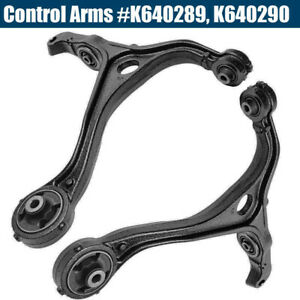 Front Lower Control Arm For 2003 2004 2005 2006 2007 Honda Accord Acura Tsx Pair
