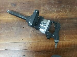 1 Inch Drive Air Impact Wrench Matco Silver Eagle