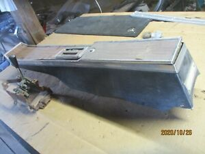 1967 Pontiac Gto Lemans Console With Automatic Shifter