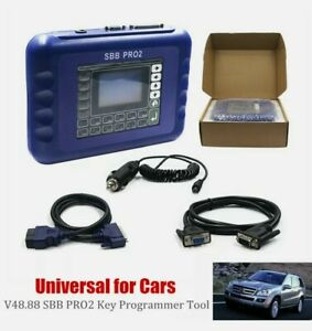 Updated Sbb Pro2 Car Key Programmer Tool Fit For Toyota Auto Ford Acura V48 99