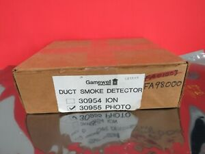 New Fci Gamewell 30955 Duct Detector Photo