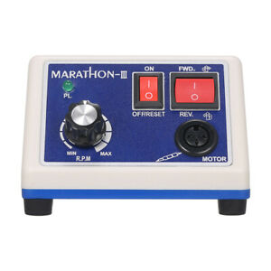 Micromotor Polisher Grinderwith Handpiece Holder Lab Equipment M4h7
