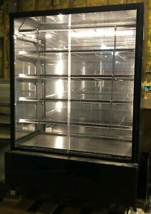 Marco Company Commercial Bakery Display Case Bak 619 Donut Muffin Bagel Bread
