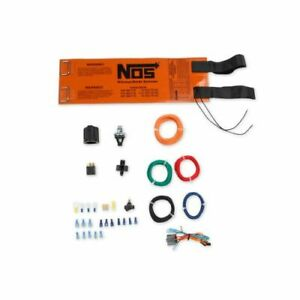 Nos 14169nos Automatic Pressure Transducer Controlled Nitrous Bottle Heater New
