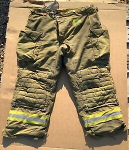 Morning Pride Turnout Bunker Pants Fire Fighting Firefighter Gear 40 X 31