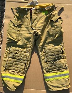 Morning Pride 40 X 31 Turnout Bunker Pants Fire Fighting Firefighter Gear