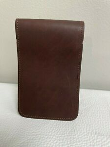 Winston Collection Golf Colombian Leather Note Jotter 54871cb