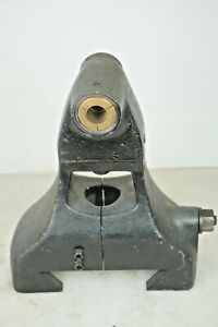 Bridgeport Dovetail Outboard Arbor Support For Right Angle Head Attachment
