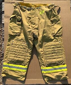 Morning Pride 50 X 28 Turnout Bunker Pants Fire Fighting Firefighter Gear