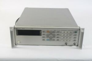 Hp Agilent 3324a Synthesized Function Sweep Generator Test Equipment