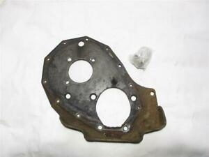 Chevy 216 235 261 Timing Cover Back Plate Engine Motor Mount Chevrolet A