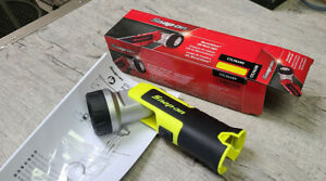 Yellow New Snap On 14 4 V Rechargeable Microlithium Cordless Work Light Ctl761