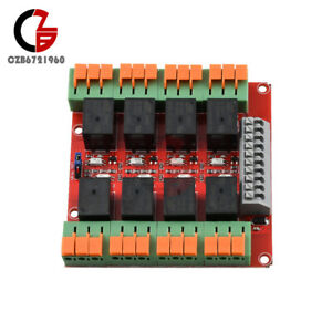 Channel 5v 20a Relay Module Board For Arduino Raspberry Pi Arm Avr Dsp Pic