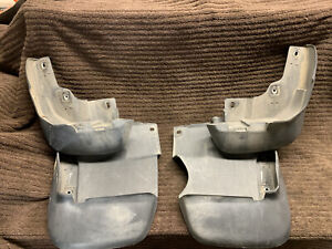 02 04 Acura Rsx Type S Oem Front And Rear Mud Flaps Splash Guards