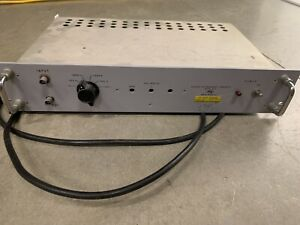 Dymec Voltage To Frequency Converter Model 2210