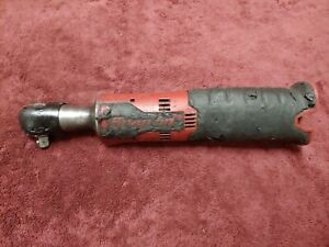 Broken Snap On Tools Ctr761 14 4v 3 8 Drive Battery Ratchet For Parts Only