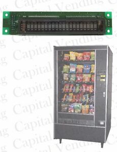 New Display For Automatic Products 120 121 122 123 Vending Machine