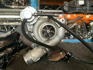 Mazda 6 Or 3 Mps Turbo Corksport Cst4 Upgrade Td0sh Mounted On Manifold