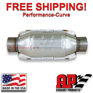3 Catalytic Converter High Flow Exhaust Standard Load Pre Obdii Federal