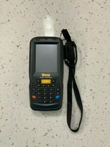 Wasp Wdt60 Mobile Computer Barcode Scanner never Used
