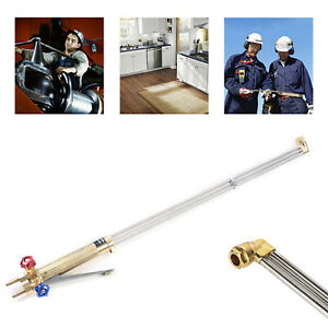 27 5 Gas Welding Cutting Torch Oxy Acetylene Oxygen Torch For Lp Or Propane Us
