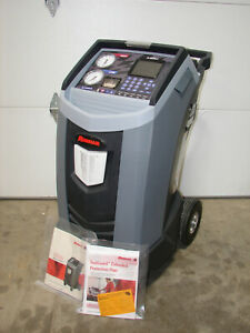 read New Robinair 1234yf Recover Recycle Recharge Machine Ac1234 6 read