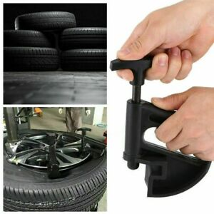 Car Truck Tire Changer Bead Clamp Drop Center Hand Tool Wheel Rim Pry Removal