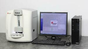 Beckman Coulter Vi cell Xr Trypan Blue Cell Viability Analyzer W Pc Software