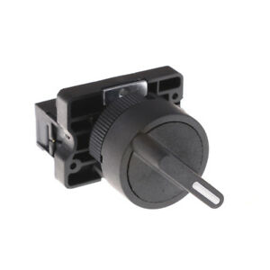 On off 2position Rotary Select Selector Switch 1 No 10a 600v Ac Xb2 ed21 Ej2jf