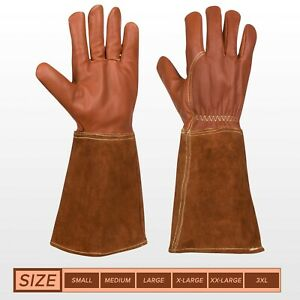 Welding Gloves Made With Kevlar Lining In The Hand