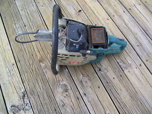 Makita Model Dpc7301 Gas Powered Power Cutter Concrete Saw parts Only