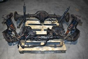 93 96 Camaro Z28 Rear End Differential Front Suspension 77k Aa6670