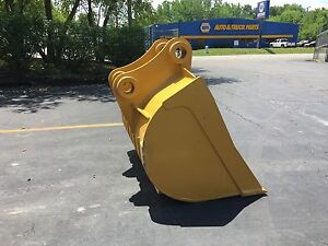New 48 Ditch Cleaning Bucket For A Caterpillar 320 W Pins