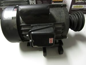 Jet 2 Hp General Purpose Industrial Electric Motor New With Dent