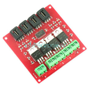 Four Channel 4 Route Mosfet Button Irf540 V2 0 Mosfet Switch Module