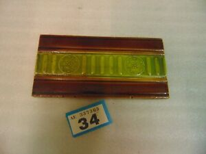 Victorian Fireplace Tile Ref 34