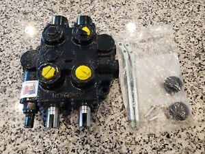 New Hci Prince C 482 Hydraulic Control Valve free Shipping See Description