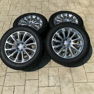 2019 Land Rover Range Rover Hse 20 Oem Wheels Rims Tires Tpms Takeoff
