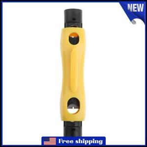 Coax Coaxial Cable Pen Cutter Stripper For Rg59 Rg6 Rg7 Rg11 Stripping Tool 3