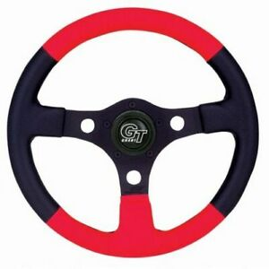 Grant Products 1146 13 Formula Gt Steering Wheel Red Black New