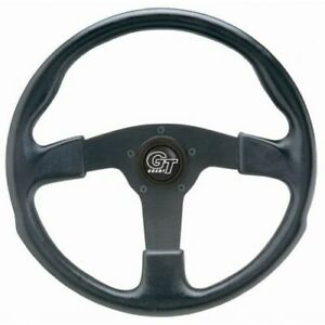 Grant Products 761 14 Gt Rally Steering Wheel Black New