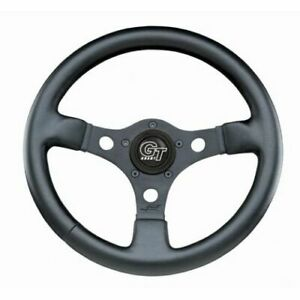 Grant Products 773 13 Formula Gt Steering Wheel Black New